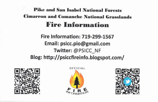 Fire Restrictions Info